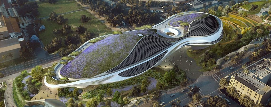 George Lucas Museum of Narrative Art, Los Angeles | MAD Architects